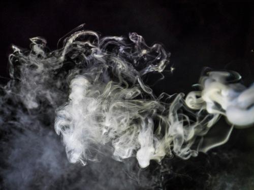 Sign smoke